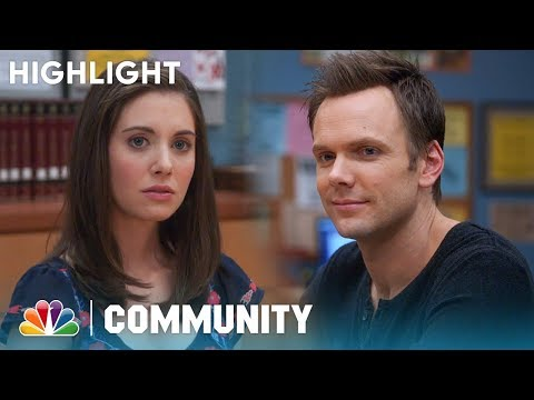 Viewing Each Other As Sexual Prospects - Community (Episode Highlight)