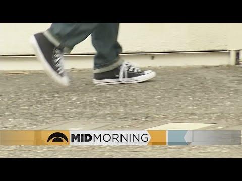 UC Berkley Researchers Study Shoelaces