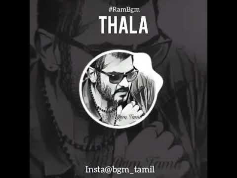 Thala Ajith Mass BGM  Ultimate Star🌟