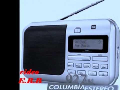 COLUMBIA STEREO (COSTA RICA) 92.7 FM STEREO .(E.R.B)