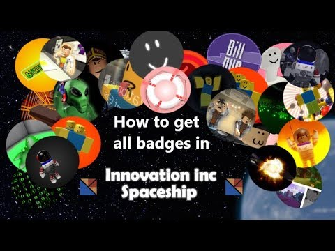 How to get all Badges in Innovation Inc. SpaceShip
