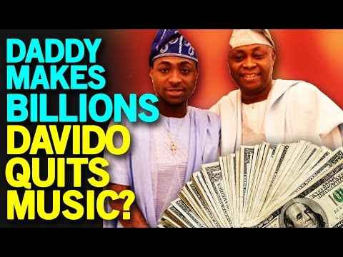 DAVIDO Rants About Quitting Music Following Dad's $4Billion Contract, & AKON's Lighting Africa Again