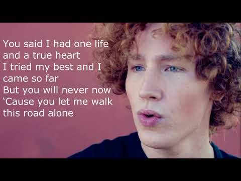 Michael Schulte - You let me walk alone - Germany - Eurovision 2018 (With Lyrics)