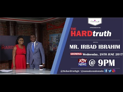 The Hard Truth with Irbad Ibrahim