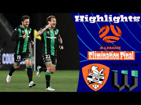 Brisbane Roar Western United Goals And Highlights