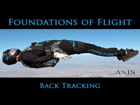AXIS Foundations of Flight - Back Tracking
