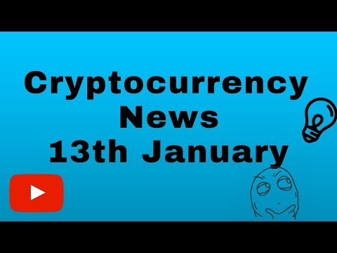 Cryptocurrency News 13th January TenX Ethereum Russia Financial Crisis Gold Monero