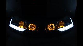 Citroen C5 Far Tasarımı - Citroen C5 Headlight Design