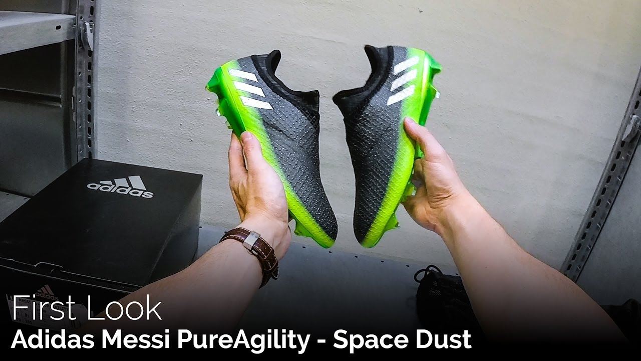 adidas messi pureagility space dust