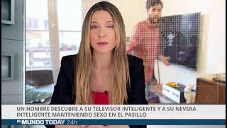 Descubre a su televisor y a su nevera inteligentes teniendo sexo en el pasillo | El Mundo Toady 24H