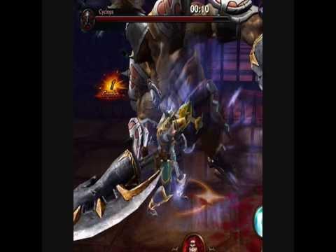 Legendary Cyclops Eternity Warriors 3 How To