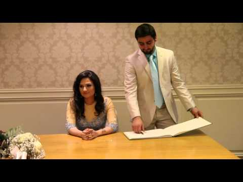 Valentina and Faizuddin Wedding Feature