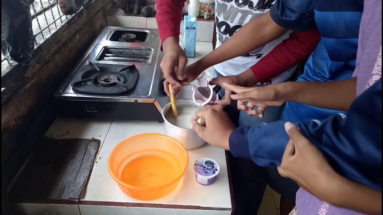 Cara membuat Yoghurt - YouTube