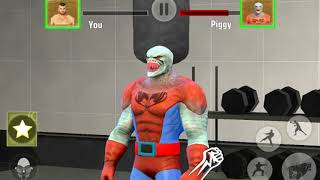 Playing gym figthing 2019:(roblox vs Joaquí) read description