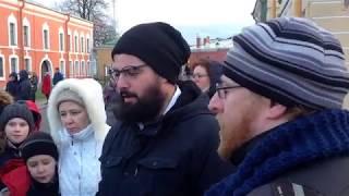 Ребята из «Хаверим» побывали на экскурсии в Петропавловской крепости
