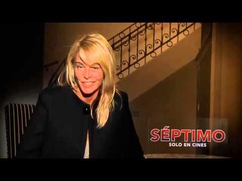 Séptimo (2013) - Interview Belén Rueda