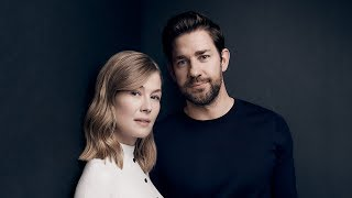 John Krasinski & Rosamund Pike - Actors on Actors - Full Conversation