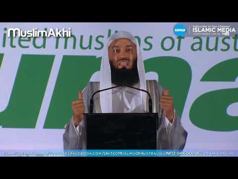 Divine Inspiration | Mufti Menk | Sydney, Australia 2017