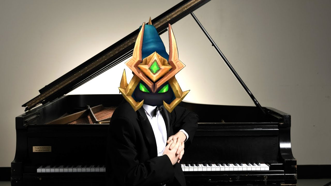 Veigar - Commet Symphony - Pro tip: Watch with 2x speed.