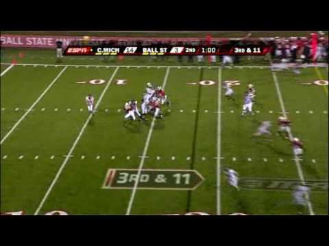 Central Michigan Vs Ball State ESPN Hilights