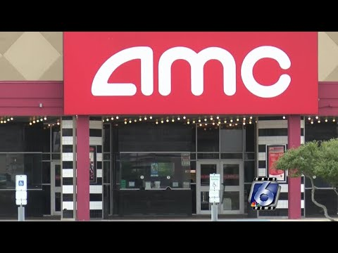 AMC Theatres Struggling To Stay Open