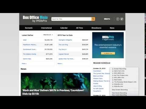 R.I.P Box Office Mojo (It Has Been Ruined)