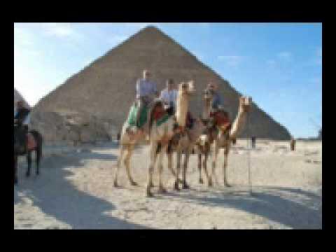 Photos of Pilo, Aben & Antonino in Cairo