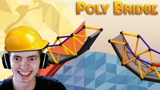 A PONTE MODERNA!!! - Poly Bridge