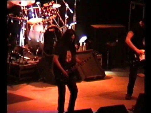SOUNDGARDEN 96 LIVE - No Attention - Stockholm