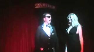 Fabian Roman y Mariana Vigo Teatro el Bululu