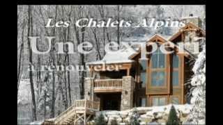 Les Chalets Alpins - Hébergements à Stoneham
