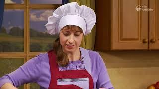 Салат «Весёлый», томат-пюре   Простые видео рецепты здорового питания