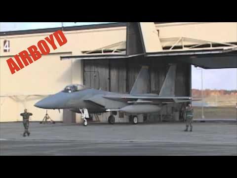 NORAD F-15 Air Alert