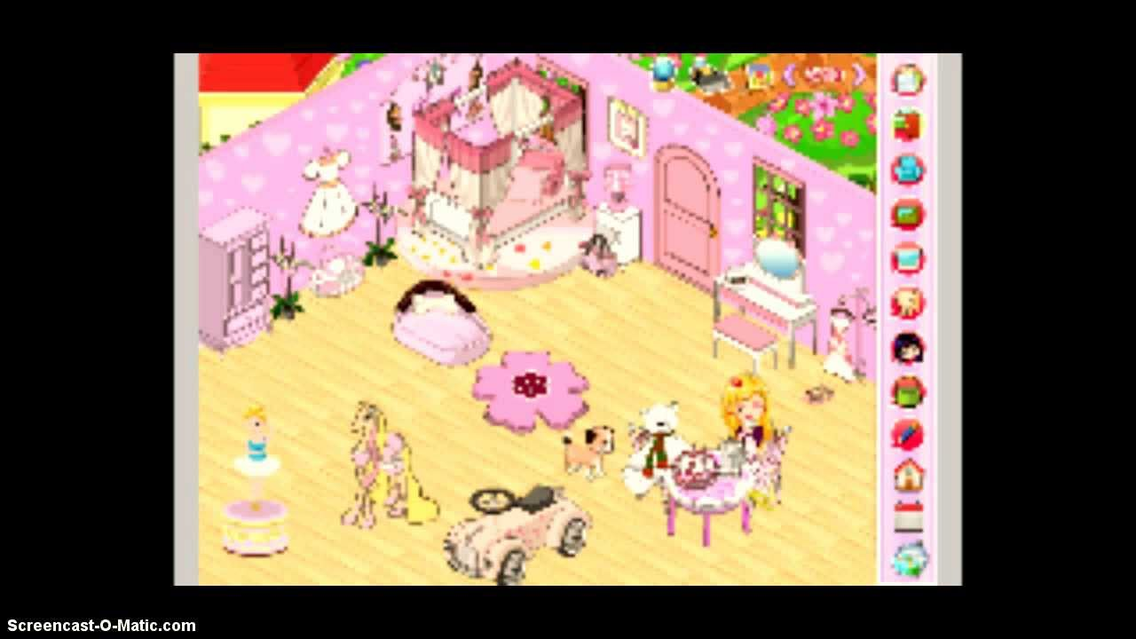 My new room 3 vote girliest room youtube for My new room 4 decor games