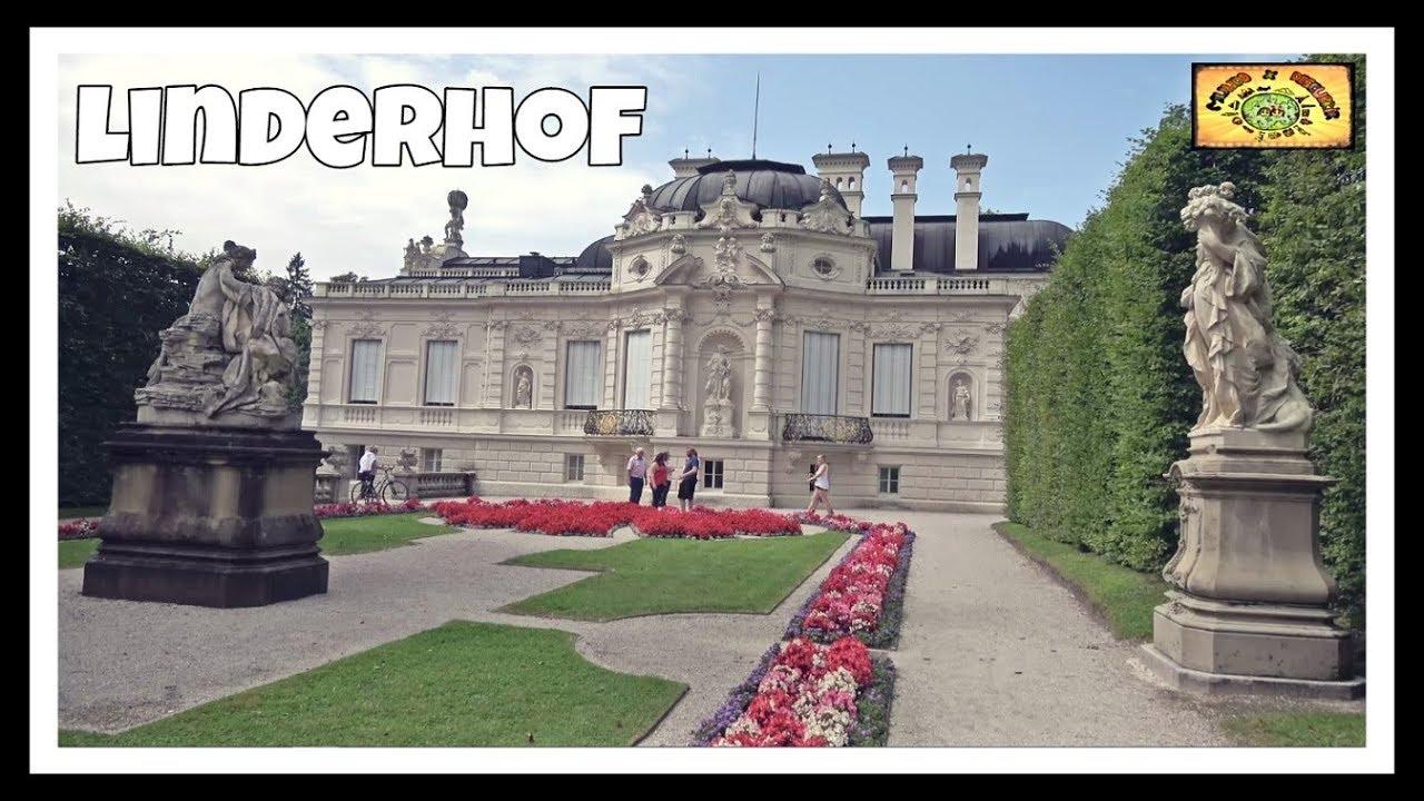 LINDERHOF: el Palacio más Bonito del Rey Loco | Baviera 15# | Alemania