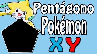 Pokémon - Pentágono é um Hack Check? NÃO!!!!