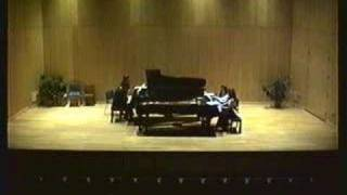 Benjamin Britten - music for two pianos