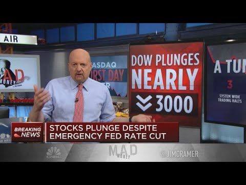 Jim Cramer: Forget index funds, buy shares in companies 'we can't live without'