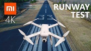 Xiaomi Mi Drone - RUNWAY Testing - KEN HERON