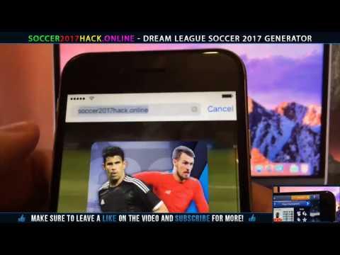 Dream League Soccer Hack 2017 - Get Free Coins in League Soccer