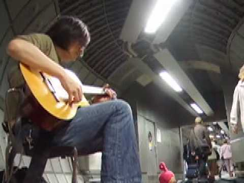 A day in the life fingerstyle guitar youtube for Domon waterloo