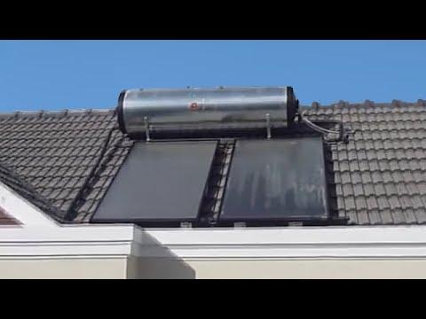 Правда о горячей воде из солнечной энергии (и о змеевике в их баке ГВС)
