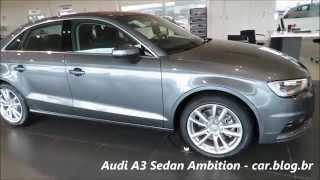 audi a3 sedan 1 8 ambition 2016 detalhes www car blog br