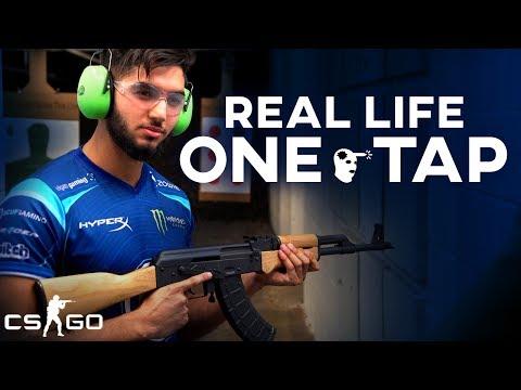 EnVy CS:GO - ScreaM's Real Life One Tap