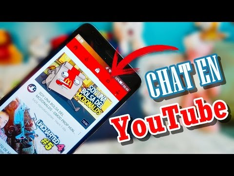Nuevo Chat De YouTube Android 2016
