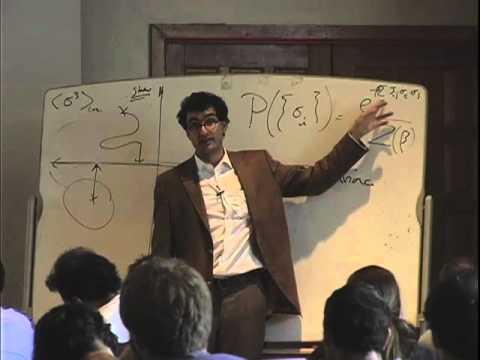 Lecture 1: Coarse-Graining, Renormalization & Universality