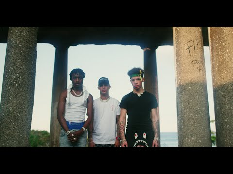 Rvssian, Lil Mosey & Lil Tjay - Only The Team (Official Music Video)