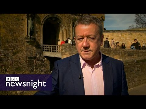 What can we learn from the war of 'Rough Wooing'? - BBC Newsnight