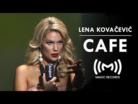 Lena Kovačević - Cafe (OFFICIAL VIDEO)