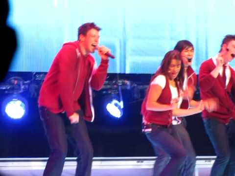 Glee   Any Way You Want ItLovin Touchin Squeezin